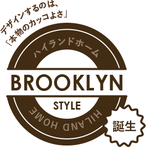 brooklyn STYLEロゴ